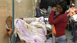 Malaria rises after healthcare system in Venezuela hit by crisis
