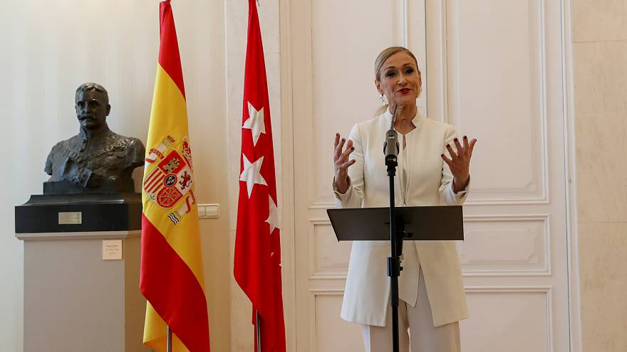 Spain: more woe for Rajoy as Madrid head quits over shoplifting video