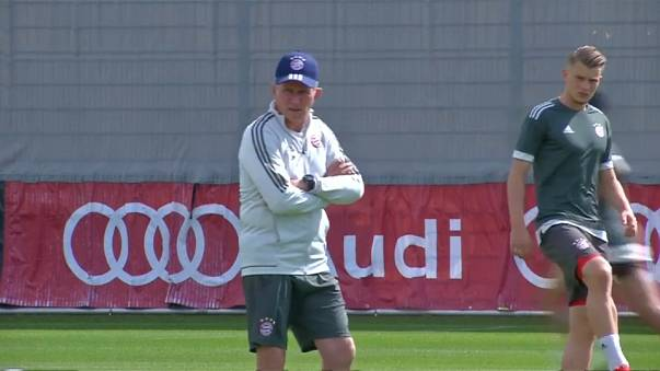 Bayern - Real: duelo de gigantes na Champions