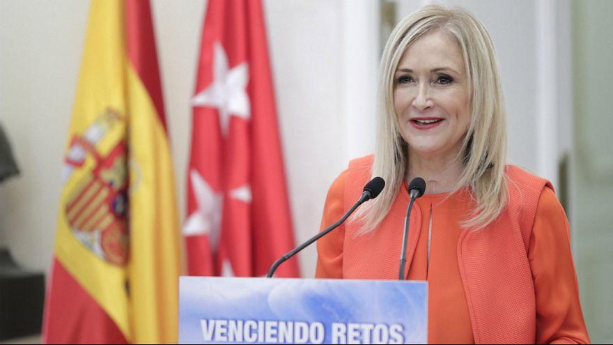 انتشار ویدئوی دزدی از فروشگاه، رئیس منطقه مادرید را مجبور به استعفا کرد