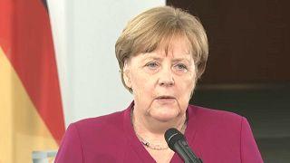 Angela Merkel'in ABD ziyaretinde Trump'ı ne bekliyor?