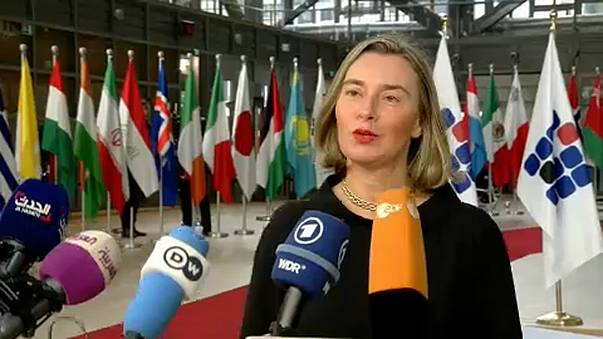 Iran nuclear deal 'is working,' stresses EU foreign policy chief