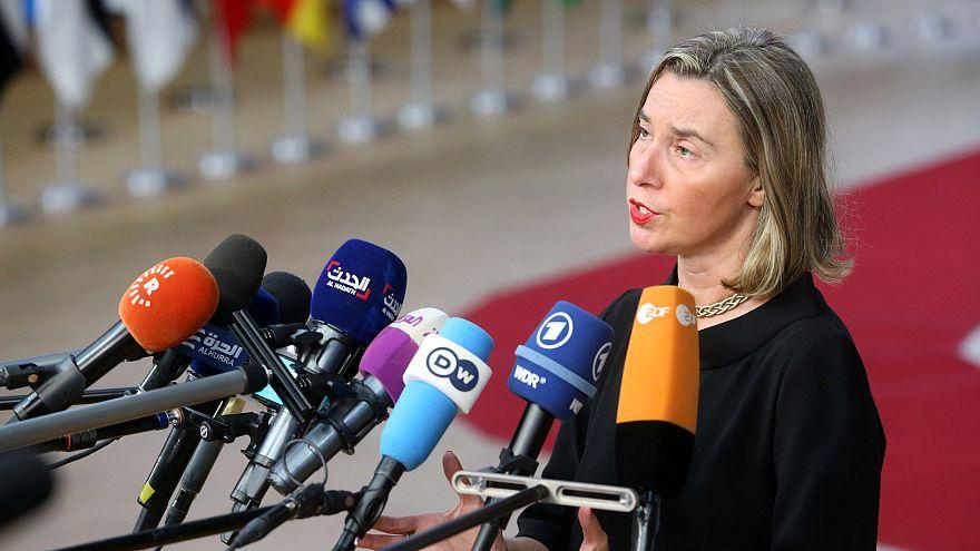 """L'accord nucléaire avec l'Iran """"fonctionne"""" selon l'UE"""