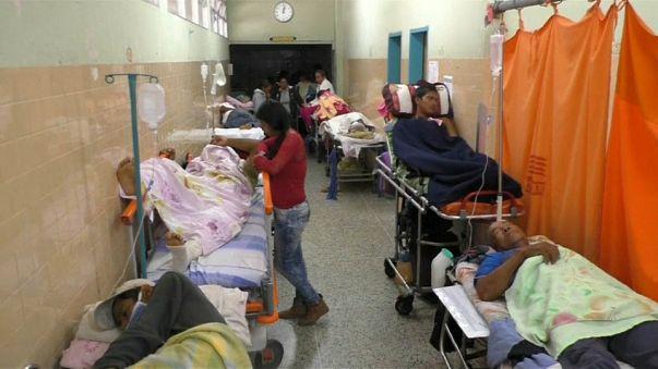 Венесуэле грозит эпидемия малярии