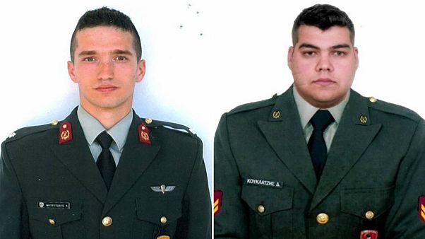 «Όχι» και πάλι από το τουρκικό δικαστήριο για τους Έλληνες στρατιωτικούς
