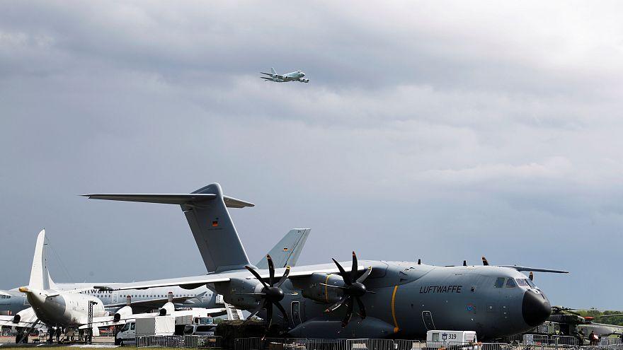 Airbus et Dassault unis autour d'un avion de combat