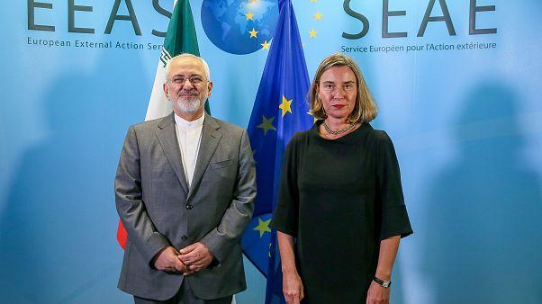 موگرینی: تنها توافقی که مانع ساخت سلاح هسته ای ایران می شود برجام است