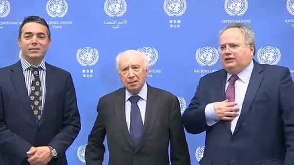 Σκοπιανό: Ολοκληρώθηκε η πρώτη φάση των διαπραγματεύσεων στη Βιέννη