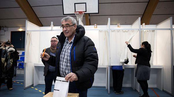 Courte victoire des sociaux-démocrates au Groenland