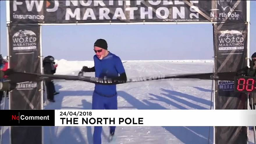 O corredor mais rápido dos Polos