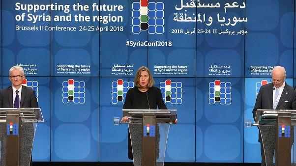 Донорская конференция по Сирии без прорыва