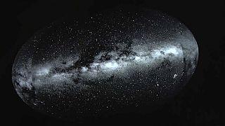 Gaia crea el mapa tridimensional más completo de la Vía Láctea