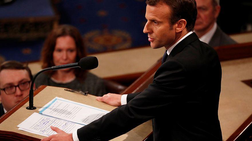 """Ist Macron ein """"Trump-Flüsterer""""?"""