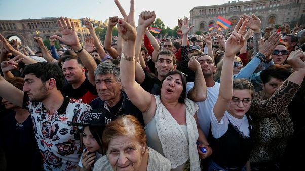 Αρμενία: Νέο κάλεσμα για διαδηλώσεις