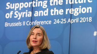 A Bruxelles per provare a risolvere la situazione siriana