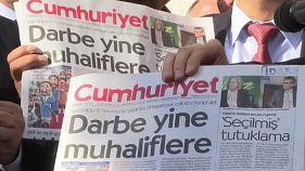 15 jailed in Cumhuriyet trial