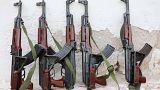 سرقة أسلحة من مركز تدريب إماراتي في الصومال وعرضها للبيع في مقديشو