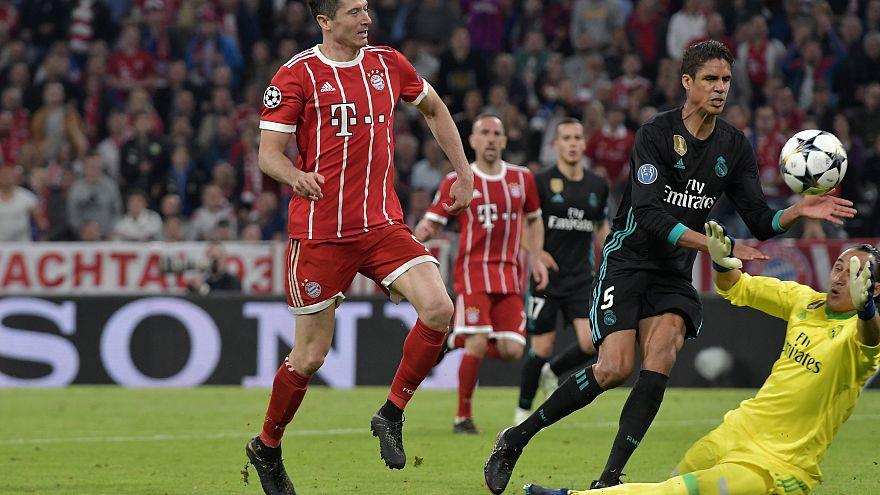 لیگ قهرمانان اروپا؛ رئال با غلبه بر بایرن یک گام به فینال نزدیکتر شد