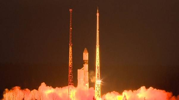 Watch: Europe launches latest environment observation satellite