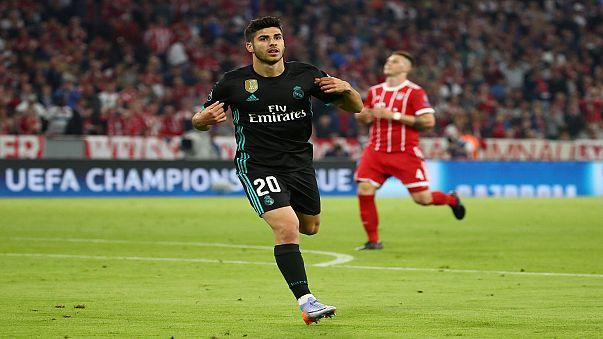 Real Madrid finale göz kırptı