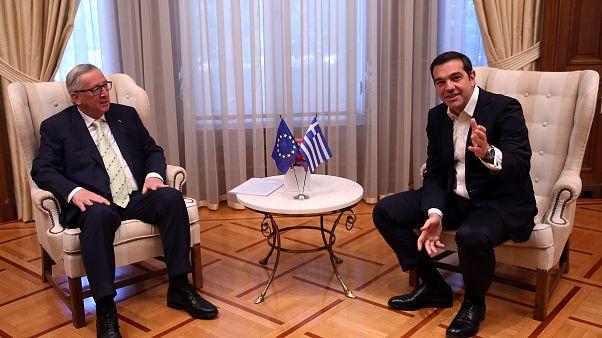 Ζαν Κλοντ Γιούνκερ: Καμία προληπτική γραμμή για την Ελλάδα
