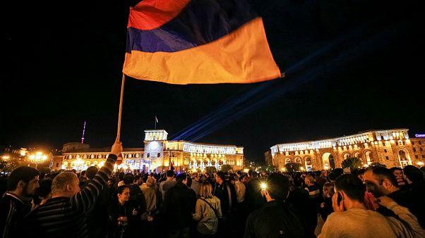پارلمان ارمنستان اول ماه مه نخست وزیر جدید این کشور را انتخاب میکند