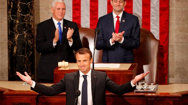 Fransa Cumhurbaşkanı Macron: Trump İran ile anlaşmayı bozabilir