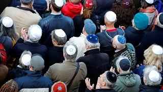 Kippa solidarity in Germany