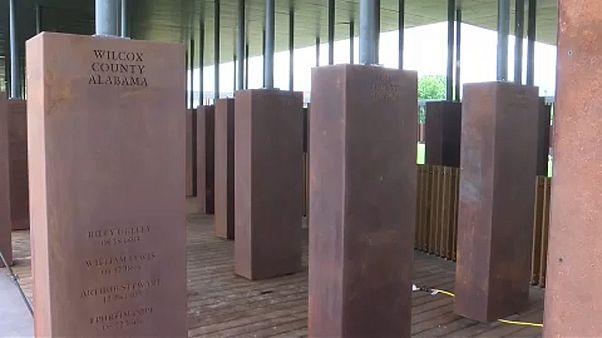 Emlékmű a lincselések áldozatainak