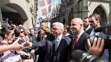 Staatsbesuch bei Freunden: Deutscher Bundespräsident Steinmeier in Schweiz
