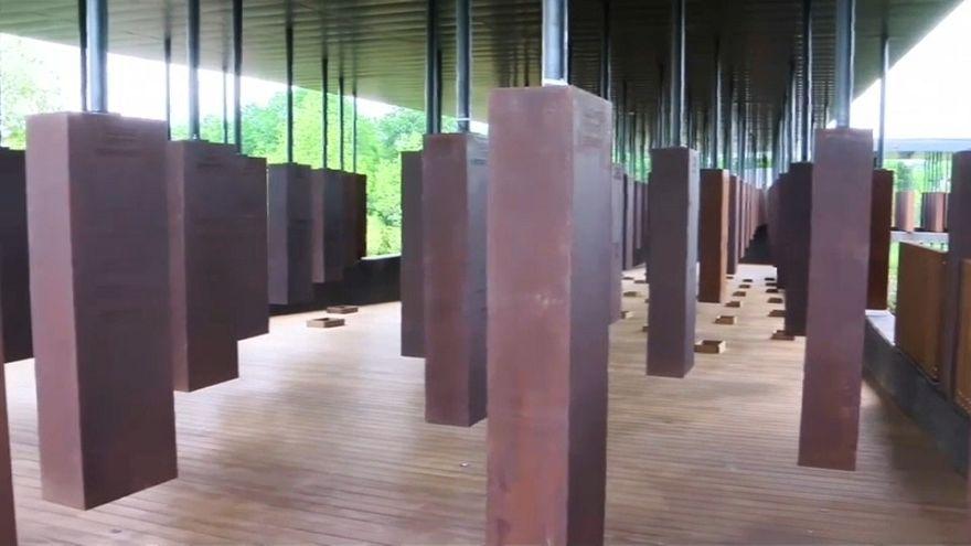 USA : un mémorial pour les victimes de lynchage