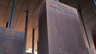 Um monumento aos mortos pela América esclavagista