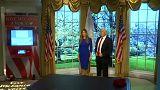 Melania Trump artık müzelik