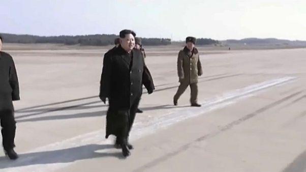 Kim Jong-un cruzará a pie la frontera entre las dos Coreas