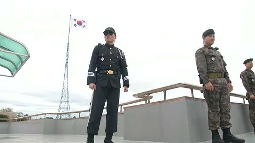 A déliek békét várnak a két Korea közötti csúcstól