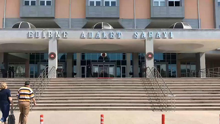 Yunan askerlerin tutukluluğuna itiraz reddedildi
