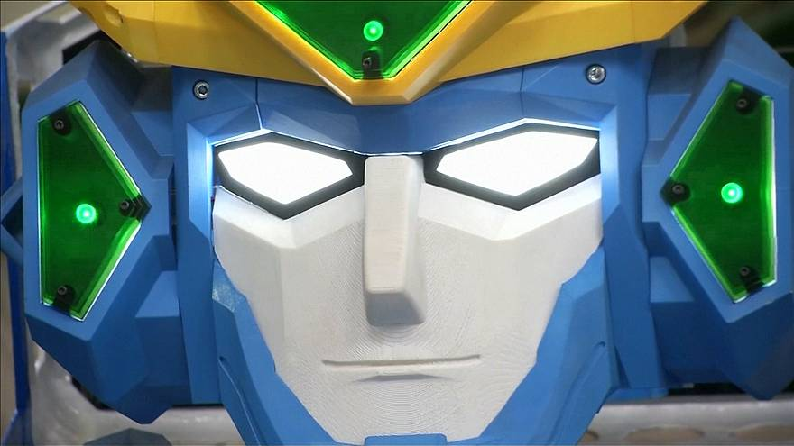 Transformer: Roboter wird zum Auto