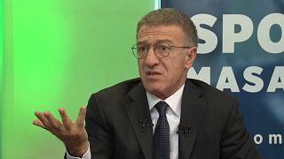 Trabzonspor başkanından popülizm eleştirisi: Arsenal'in başkanını tanıyan var mı?