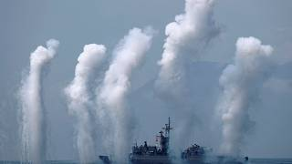 بالفيديو: القوات الجوية الصينية تطوّق تايوان في ختام مناورات عسكرية كبرى تجريها الصين
