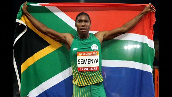 Caso Semenya: gare solo con testosterone nei parametri