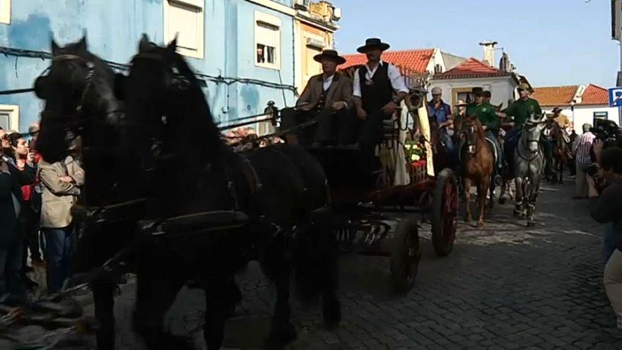 Romaria a Cavalo Moita-Viana do Alentejo