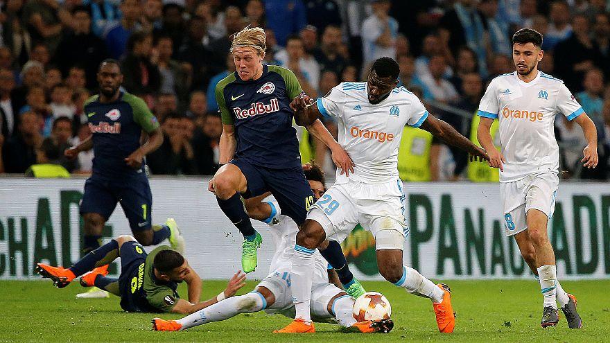 Europa League: Salzburg unterliegt Marseille