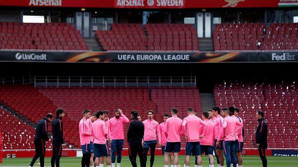 Лига Европы: первый шаг на пути к финалу