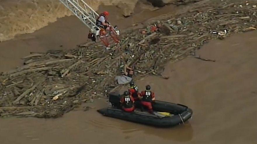 Случай на реке Катоба