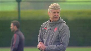 Europa League: Arsenal host Atletico Madrid in semi-final first leg