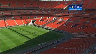 England's Football Association says in talks to sell Wembley Stadium