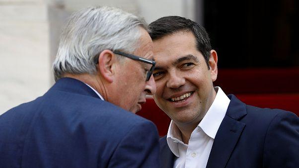 Juncker lobt Griechenlands Reformen