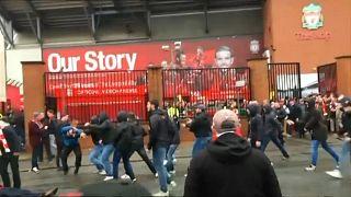 Roma-Liverpool: vertice sulla sicurezza, allerta nella capitale