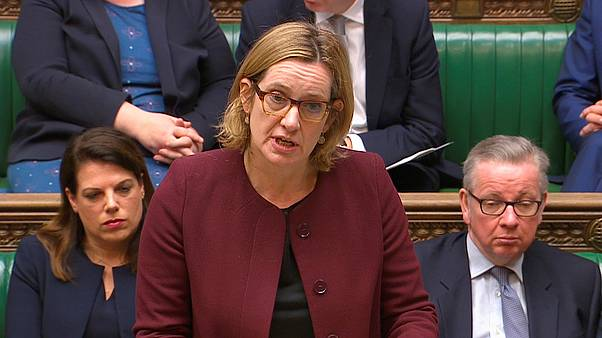 UK: Rudd urged to quit over Windrush scandal