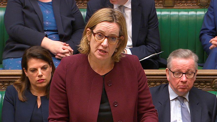 UK: Rudd urged to quit over Windrush scandal